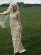 Photography by Ashley Goins Model-Kylie Jackson Designs by Daniel Laukat