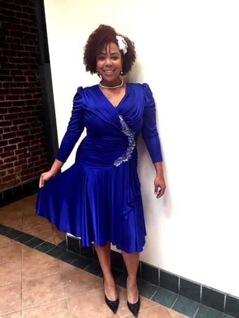 Tiki Booya Dress--Retrospect Vintage Fashion